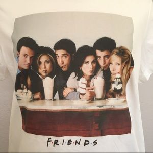 H&M Tops - 💕Sold💕H&M friends TV show themed fan fave tee